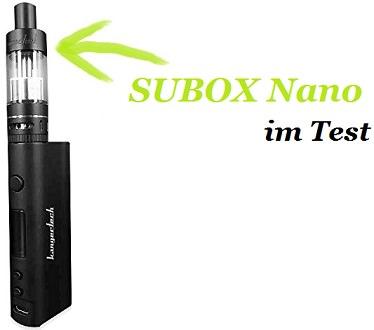 Kanger Subox Nano