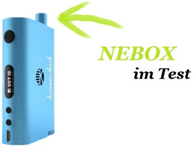 KangerTech Nebox