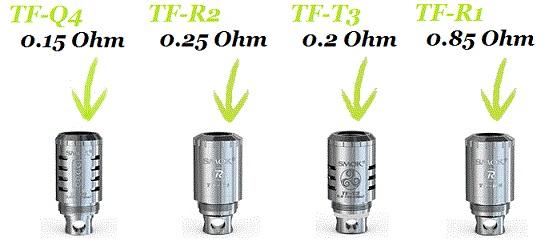 TFV4 Coils