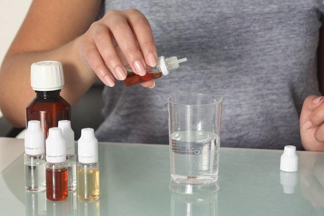 Liquid selber mischen