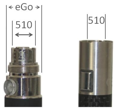 Gewinndetypen von e-Zigaretten Akku´s
