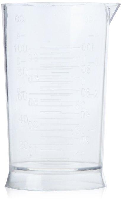 Messbecher zum selber mischen von Liquid